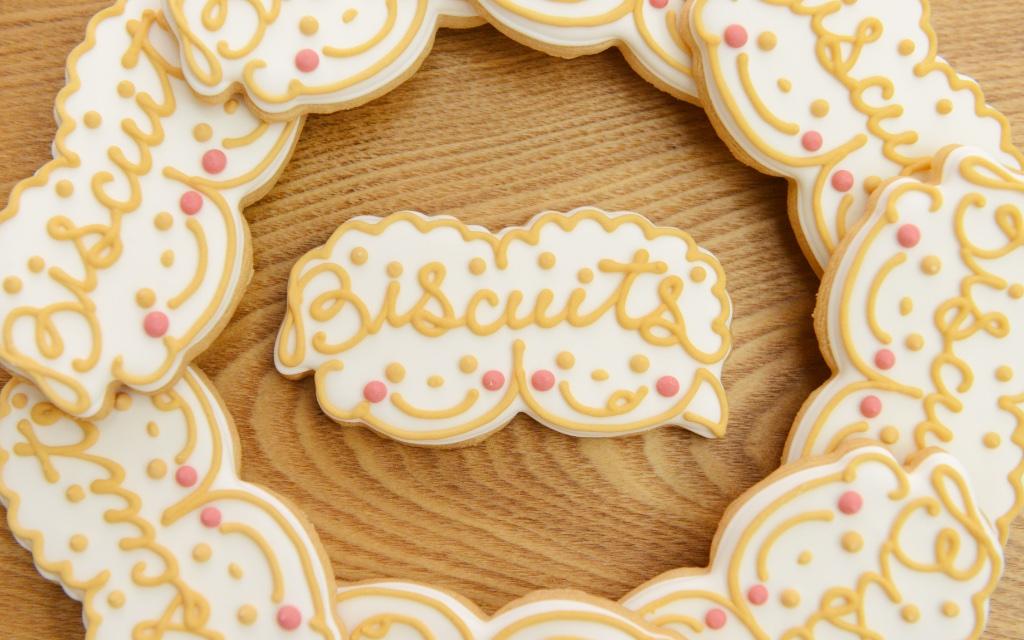 特別な日の思い出に!びすけっと保育園のオリジナルクッキーができました