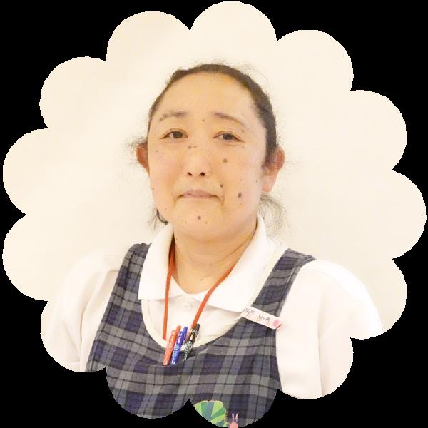 阿南 由美先生