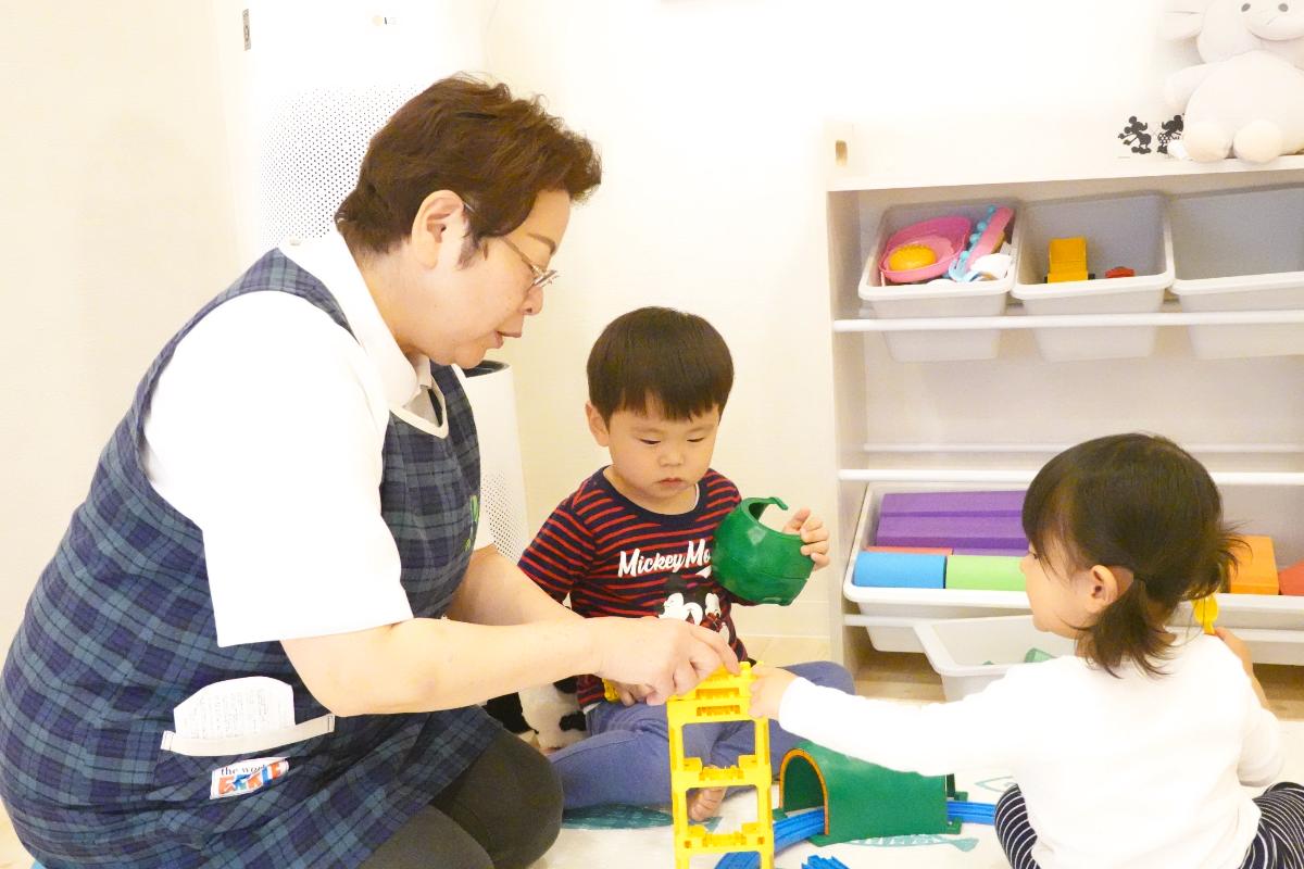 保育士 二見 弘子先生